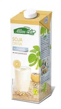 Allos Soja Drink naturell 1l