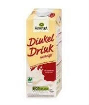 Alnatura Dinkel Drink ungesüßt 1l