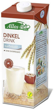 Allos Dinkel Drink naturell 1l