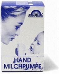 Büttner-Frank Hand-Milchpumpe Glas