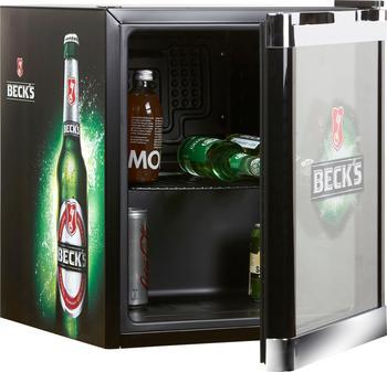 Cubes Kühlschrank schwarz Energieeffizienzklasse: A+, CUBES