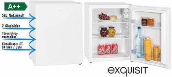 GGV-Exquisit KB 60-15 A++ Kühlbox weiß
