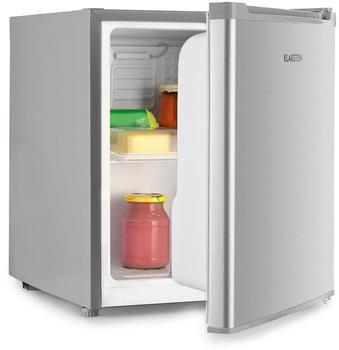 Klarstein Scooby Mini-Kühlschrank silber