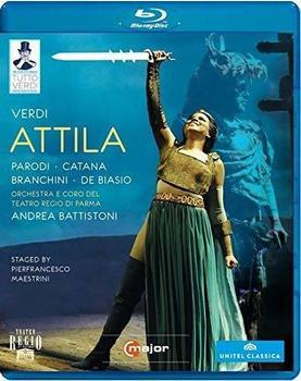 Naxos Attila