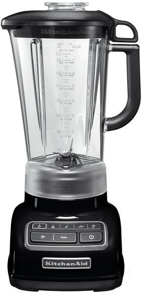 KitchenAid Classic Blender 5KSB1585 EOB onyx schwarz