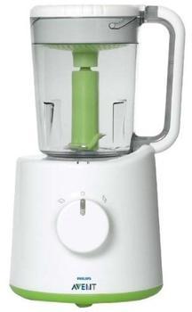 Philips AVENT Dampfgarer und Mixer (SCF870/23)