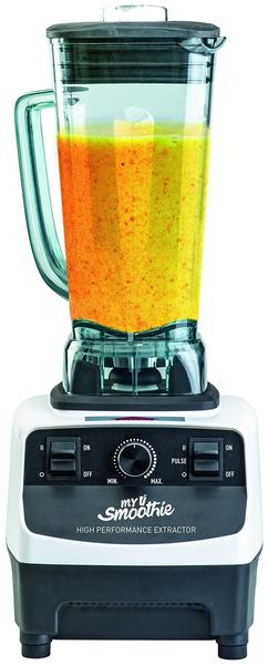 mySmoothie High Performance Extractor MS 104 weiß