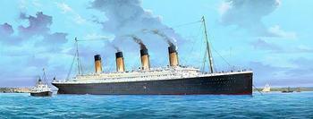 Trumpeter Trumpeter - Titanic + LED Lights (03719)