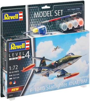Revell F-104 G Starfighter (63879)