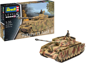 Revell Panzer IV Ausf. H (03333)