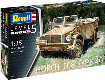 Revell Horch 108 Type 40 (03271)