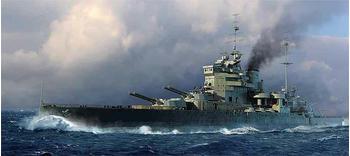 Trumpeter 1/700 HMS Valiant, 1939 (755796)