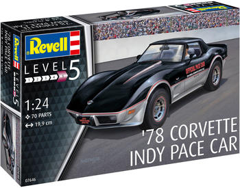 Revell Model Set '78 Corvette Indy Pace Car (67646)