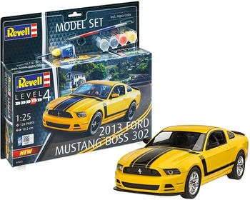 Revell Model Set 2013 Ford Mustang Boss (67652)