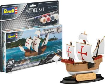 Revell Model Set Santa Maria (65660)