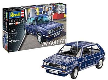 "Revell VW Golf GTI ""Builders Choice"" (07673)"