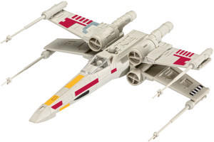 Revell Star Wars: X-Wing Fighter EasyClick (01101)