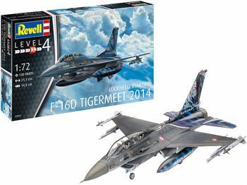 Revell Lockheed Martin F-16D Tigermeet 2014 (03844)