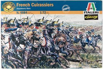 Italeri Französische Cuirassiers - Napoleonische Kriege 1800-1815 (06084)