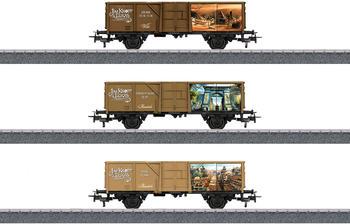 maerklin-offener-gueterwagen-set-ping-pong-prinzessin-li-si-und-herr-tur-tur-44816