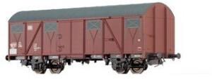 Brawa Gedeckter Güterwagen Gos 245, DB AG, Ep. V (67801)