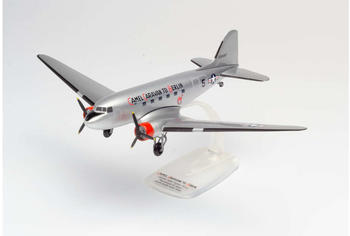 "Herpa U.S. Army Air Forces Douglas C-47A Skytrain - 86th Fighter Wing, 525th Fighter Squadron, Neubiberg AB ""CamelCaravan (612302)"