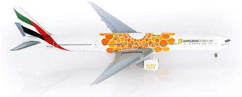 "Herpa Emirates Boeing 777-300ER Expo 2020 Dubai, ""Opportunity"" Livery (533539)"