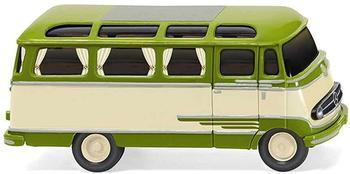 Wiking Panoramabus (MB O 319) – beige/grün (026003)