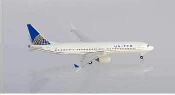 Herpa United Airlines Boeing 737 Max 9 (533416)