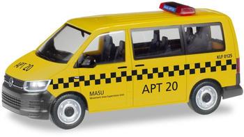 Herpa VW T6 Bus Fraport/MASU APT 20 (095112)