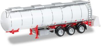 Herpa Lebensmitteltankauflieger Feldbinder 32m³ Automodelle Spur H0 LKW (076463)