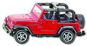 SIKU Siku Jeep Wrangler (1342)