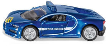 SIKU Siku Bugatti Chiron Gendarmerie (1541)