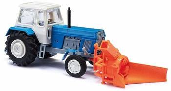 Busch Model Busch Traktor mit Schneefräse TT (8697)