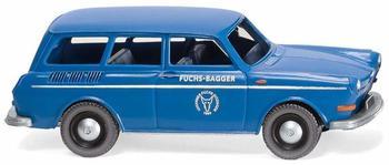 """Wiking Modellbau Wiking VW 1600 Variant """"Fuchs"""" (004203)"""