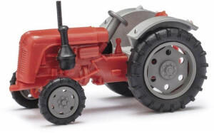 Busch Model Busch MH: Traktor Famulus, rot/grau (210010116)