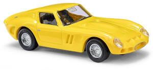 Busch Model Busch Ferrari 250 GT0 gelb (42602)