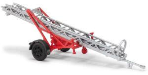 Busch Model Busch Feuerwehr-Anhänger AL 12 (59960)