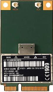 Hewlett-Packard HP HS2350 HSPA+ Mobilmodem (H4X00AA)