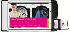 Telekom Web´n´Walk Card compact III