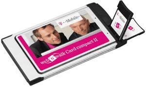 Telekom Web´n´Walk Card compact