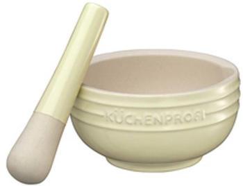 Küchenprofi Gewürzmörser 12 cm creme