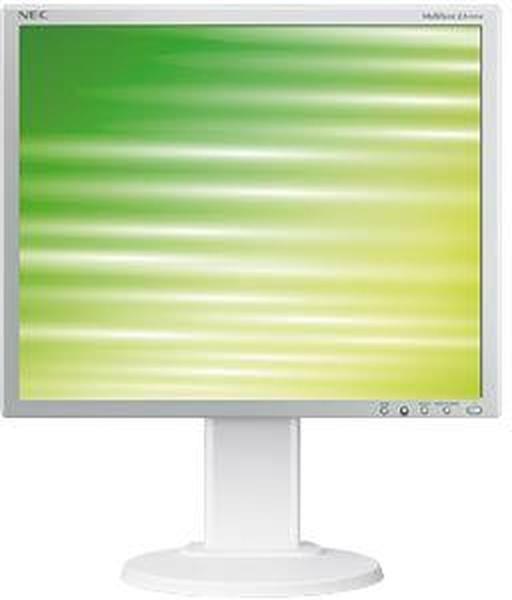 NEC Display Solutions Multisync EA193Mi weiß/silber