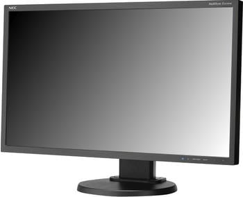 NEC Display Solutions MultiSync E243WMi-BK