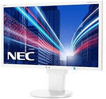 NEC Display Solutions MultiSync EA234WMi weiß
