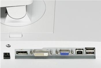 Dell U2412M weiß