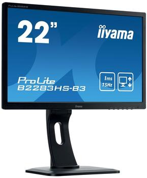 iiyama-tft-b2283hs-55cm-pivot-bl-flachbildschirm-tft-lcd-55-cm-b2283hs-b3