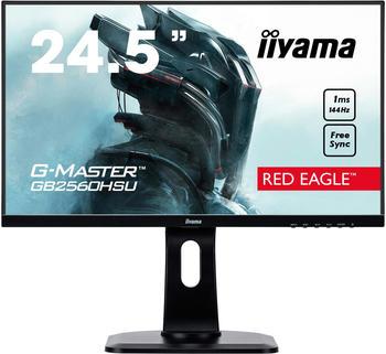 Iiyama G-MASTER GB2560HSU-B1 24.5Zoll Full HD TN Matt Schwarz Flach Computerb...