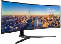 Samsung C49J890DKU 49Zoll VA Schwarz Gebogen Computerbildschirm