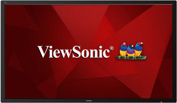 ViewSonic CDE8600 Digital signage flat panel 85.6Zoll LED 4K Ultra HD Schwarz...